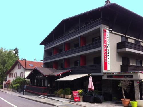 Hotel La Chaumiere : Hotel near Passy