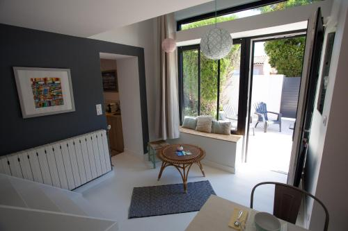 StudiO Les rOseaux : Apartment near Marsilly