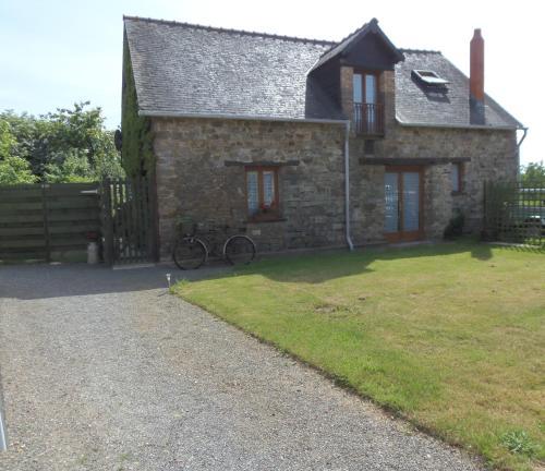 Hirondelle Farm : Guest accommodation near Lusanger