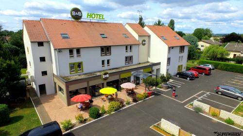 B&B Hôtel Verdun : Hotel near Louvemont-Côte-du-Poivre