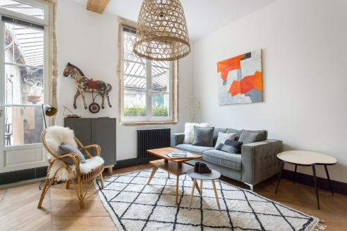 Milan : Apartment near Lyon 1er Arrondissement