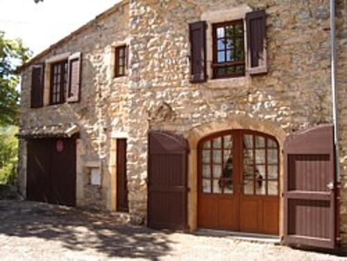 Holiday home Place de l'eglise - 2 : Guest accommodation near Le Rozier