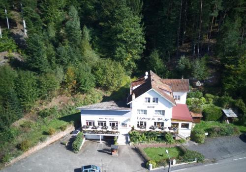 Auberge du Bel Air : Hotel near Raon-lès-Leau