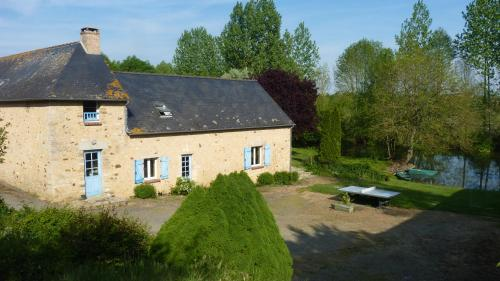 La Tuffière : Guest accommodation near Auvers-le-Hamon