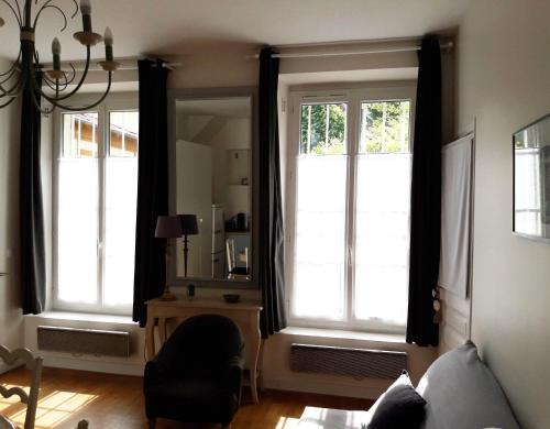 Le Petit Mansart : Apartment near Toussus-le-Noble