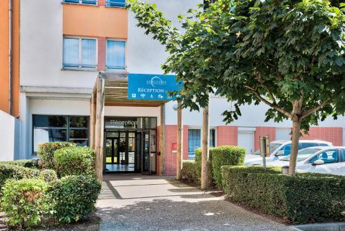 Zenitude Hôtel-Résidences Toulouse Métropole : Guest accommodation near Cugnaux