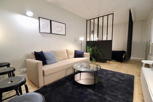 Appartement Paris-Père Lachaise : Apartment near Paris 11e Arrondissement