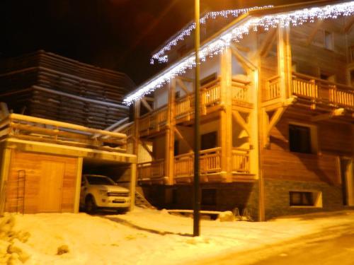 Chalet L'Establou : Apartment near Vars