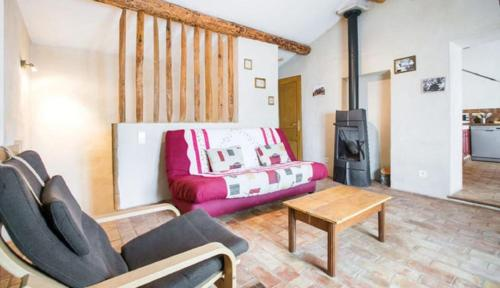 Holiday home Le Village - 3 : Guest accommodation near Curel