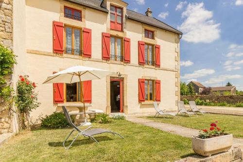 Holiday home Route Departementale - 2 : Guest accommodation near Fontaines-en-Duesmois