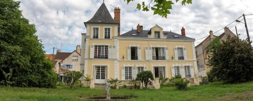 Disneyland Magic Paris : Guest accommodation near Crouttes-sur-Marne