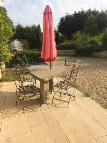 gites les roseraies 2 : Guest accommodation near Saint-Germain-du-Pert
