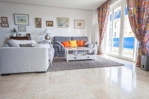 Superb 2 BR with a big terrace - Cannes center : Apartment near Cannes