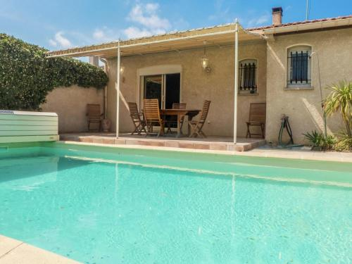 Narbonne : Guest accommodation near Moussan