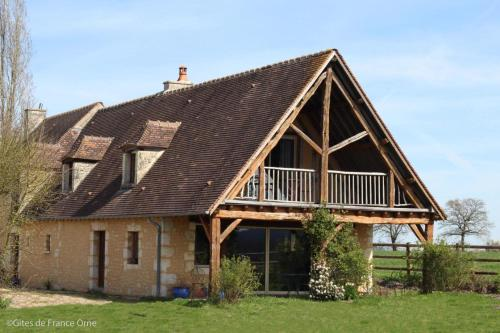 LeBelforest - Chambre Zen : Bed and Breakfast near Saint-Maurice-sur-Huisne