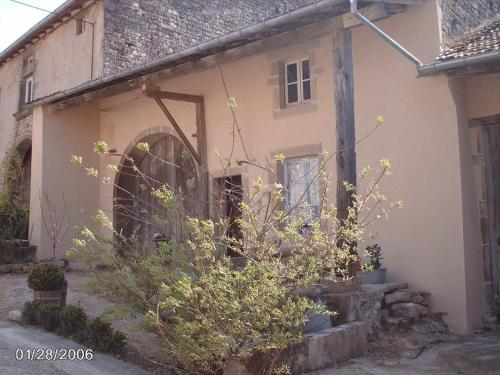 La Maison Chouette : Guest accommodation near Lironcourt