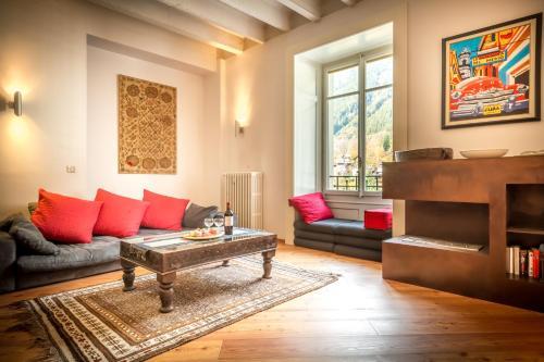 Le Majestic 106 apartment : Apartment near Chamonix-Mont-Blanc