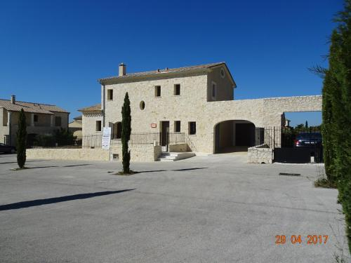 Mas Carpe Diem : Guest accommodation near Collorgues