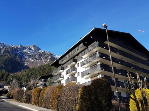 l'escalier : Apartment near Chamonix-Mont-Blanc