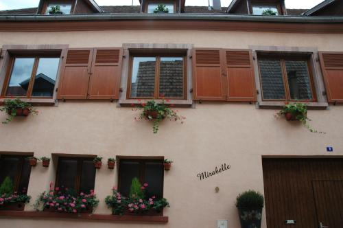 Mirabelle Bed & Breakfast : Bed and Breakfast near Ribeauvillé