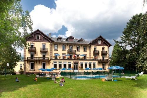Grand Hôtel : Hotel near Soultzeren