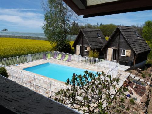 Le Clos Des Pommiers : Guest accommodation near Chabrignac