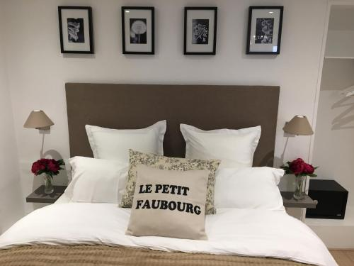 Le Petit Faubourg : Apartment near Lusigny-sur-Ouche