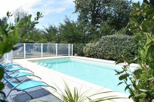 Paradis : Apartment near Coussay-les-Bois