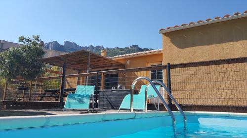 Etape Cathare : Guest accommodation near Ansignan