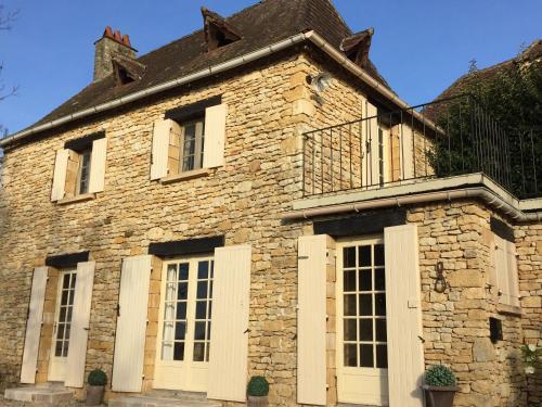 Gîte Le Recoux : Guest accommodation near Mouzens