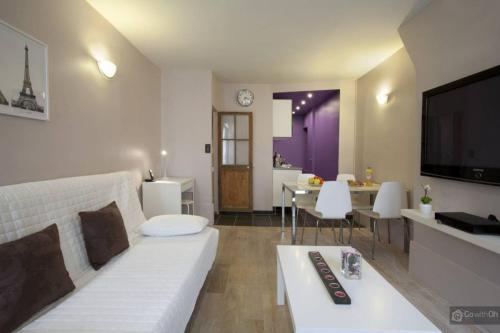 Le Marais Apartments : Apartment near Paris 3e Arrondissement