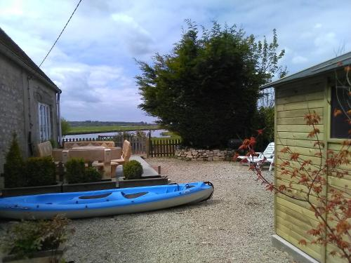 Gite Les Marais de la Douve : Guest accommodation near Carentan
