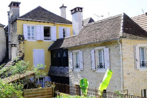 Le Relais du Jacquet : Guest accommodation near Jasses