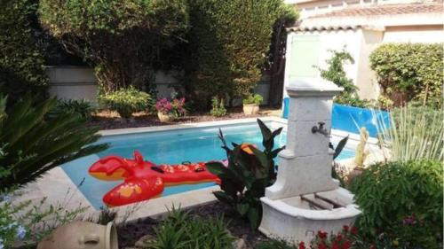 Holiday home Impasse Alphonse Daudet : Apartment near La Crau