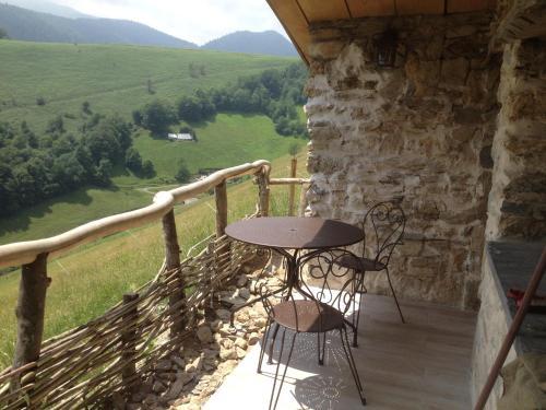 Vie d'Estive : Guest accommodation near Beaudéan