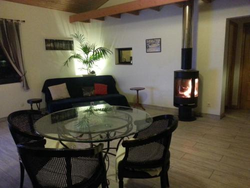 Chambre privée Badet : Bed and Breakfast near Saugnacq-et-Muret