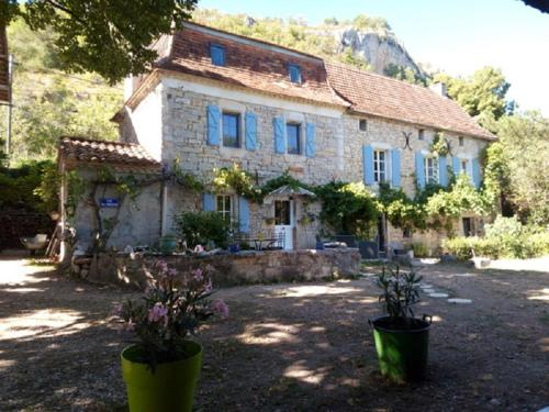 Chambres de Marianne : Guest accommodation near Brengues