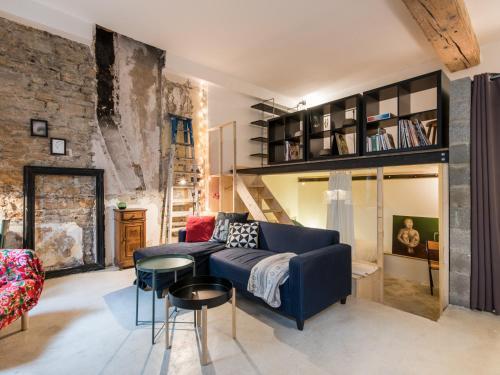 Be My Home - Le Bucolique : Apartment near Lyon 4e Arrondissement