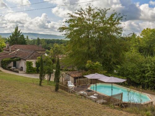 Le Barbier : Guest accommodation near Soturac