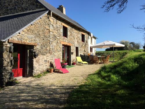 Le Roc Dée : Guest accommodation near Gaël