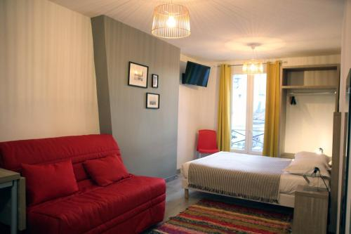Appart'hôtel ESTELLE : Guest accommodation near Marseille 6e Arrondissement