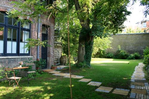 Au Cœur du Jardin : Guest accommodation near Loos