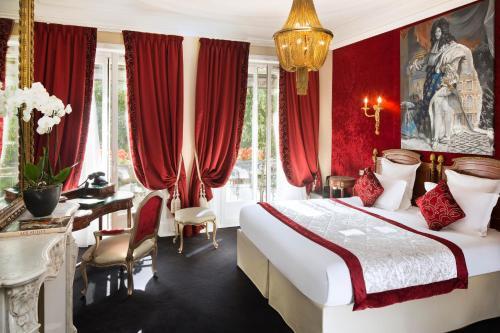 Hôtel & Spa de Latour Maubourg : Hotel near Paris 7e Arrondissement