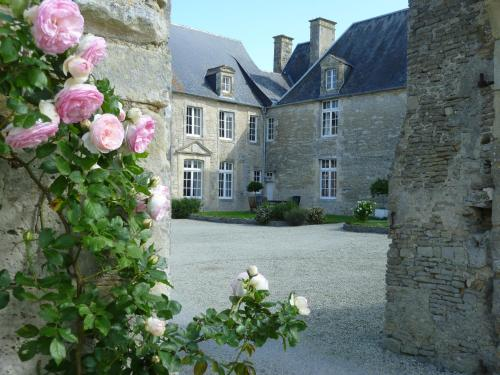 Manoir de L'Hermerel : Bed and Breakfast near Cricqueville-en-Bessin