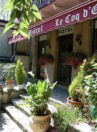 Le Coq d'Or : Hotel near Larche