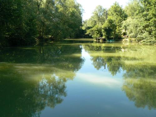 gîte de la maison de l'étang : Guest accommodation near Stainville