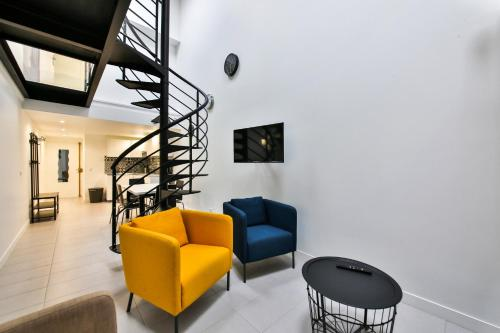 Le loft de Cathy 1 : Apartment near Honfleur