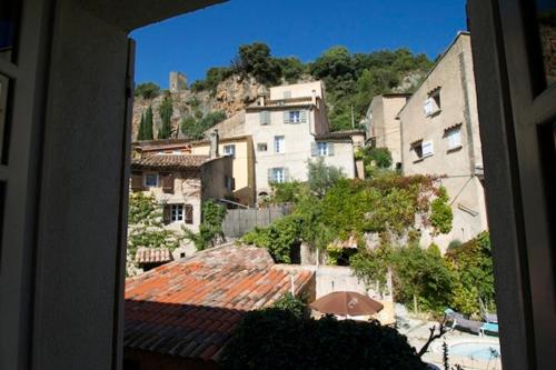 La Vue : Guest accommodation near Cotignac