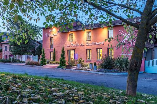 Le Moulin du Gastronome : Hotel near Laizé