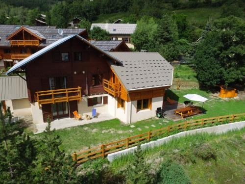 Chalet Melezor : Guest accommodation near Saint-Chaffrey